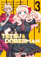 Tetsu & Doberman -3- Tome 3