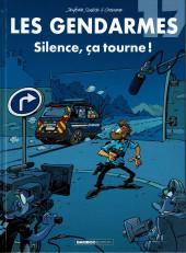 Les gendarmes (Jenfèvre) -17- Silence, ça tourne !