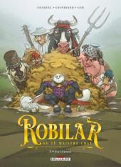 Robilar ou le Maistre Chat -3- Fort Animo
