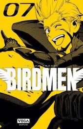 Birdmen -7- Tome 7