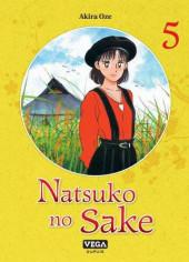 Natsuko no Sake -5- Volume 5