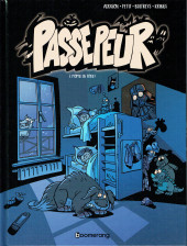 Passepeur -1- Momie en folie !