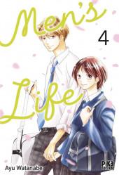 Men's life -4- Tome 4