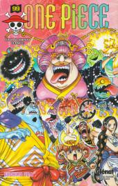 One Piece -99- Luffy au Chapeau de Paille