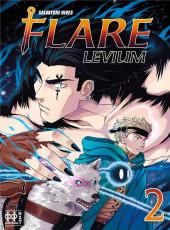 Flare Lévium -2- Tome 2