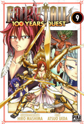 Fairy Tail - 100 Years Quest -9- Tome 9