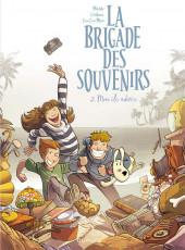 La brigade des souvenirs -2- Mon île adorée