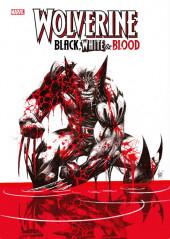 Wolverine : Black, White & Blood - Wolverine : Black, White & Blood (Version standard)