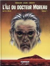 L'Île du docteur Moreau (Tamaillon/Legars) -1- Volume 1