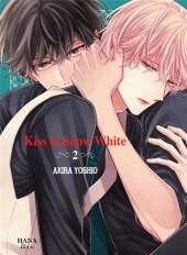 Kiss to Snow White -2- Tome 2