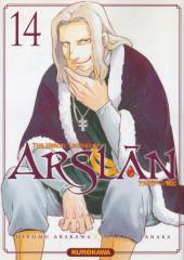 Arslân (The Heroic Legend of) -14- Volume 14