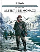 Les grands Personnages de l'Histoire en bandes dessinées -68- Albert Ier De Monaco