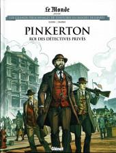 Les grands Personnages de l'Histoire en bandes dessinées -69- Pinkerton