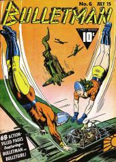 Bulletman (Fawcett - 1941) -6- Issue # 6