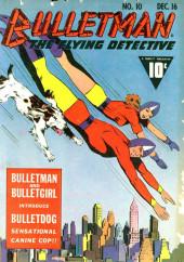 Bulletman (Fawcett - 1941) -10- Issue # 10