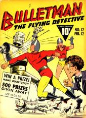 Bulletman (Fawcett - 1941) -12- Issue # 12