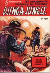 Télé série rouge -1- Djinga Jungle