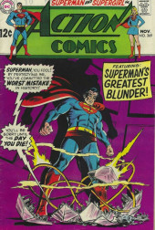 Action Comics (DC Comics - 1938) -369- Superman's Greatest Blunder!