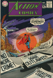 Action Comics (DC Comics - 1938) -368- The Unemployed Superman!