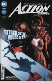 Action Comics (DC Comics - 1938) -1034- Warworld Rising - Part Five