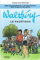 (AUT) Walthéry -2021- Walthéry le facétieux