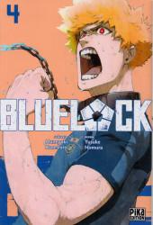 Blue lock -4- Tome 4