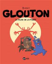 Glouton -4- La plaie de la forêt