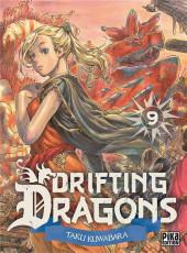 Drifting Dragons -9- Tome 9