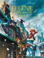 Eugénie et les Mystères de Paris -2- Les Korrigans d'Austerlitz