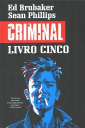 Criminal (en portugais) -5- Livro Cinco