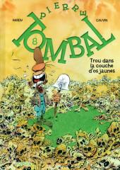 Pierre Tombal -8b2021- Trou dans la couche d'os jaunes