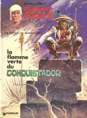 Bernard Prince -8- La flamme verte du conquistador