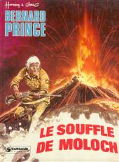 Bernard Prince -10'- Le souffle de Moloch