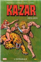 Ka-zar (L'intégrale) -2- 1973-1974