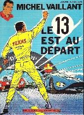 Michel Vaillant -5a1968- Le 13 est au départ