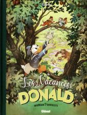 Mickey (collection Disney / Glénat) -13- Les Vacances de Donald