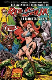 Red Sonja, la diablesse à l'épée (Les Aventures Originales) -2- Les Années Marvel, volume 2