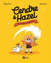 Cendre & Hazel -2- Biquettes magiques