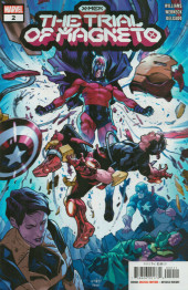 The trial of Magneto (Marvel Comics - 2021) -2- Issue #2
