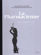 Les grands Classiques de la Bande Dessinée érotique - La Collection -130130- La Pharmacienne