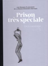Les grands Classiques de la Bande Dessinée érotique - La Collection -131131- Prison très spéciale