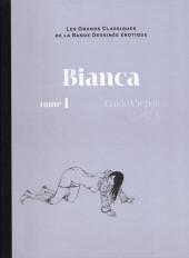 Les grands Classiques de la Bande Dessinée érotique - La Collection -132132- Bianca - Tome1