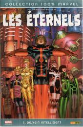 Les Éternels (100% Marvel) -1- Dessein Intelligent