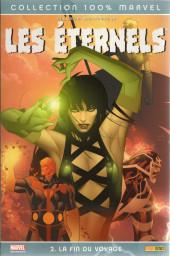 Les Éternels (100% Marvel) -2- La fin du voyage
