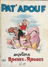 Pat'Apouf -9- Pat'Apouf explore les Roches-Rouges