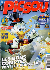 Picsou Magazine -557- Les bons comptes font les bons amis !