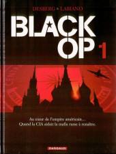 Black Op -1- Tome 1