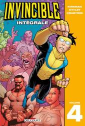 Invincible -INT04- Volume 4