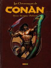Les chroniques de Conan -30- 1990 (II)