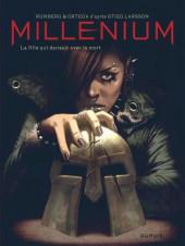 Millénium Saga -INT- La fille qui dansait avec la mort